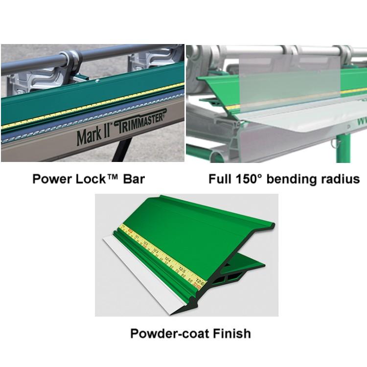 Van Mark Sheet Metal Brake 10 6 Quot Mark Ii Contractor