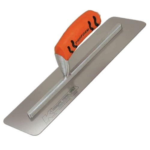 Kraft Tool Concrete Finishing Silo Trowel 16 Quot X 4 Quot 20803