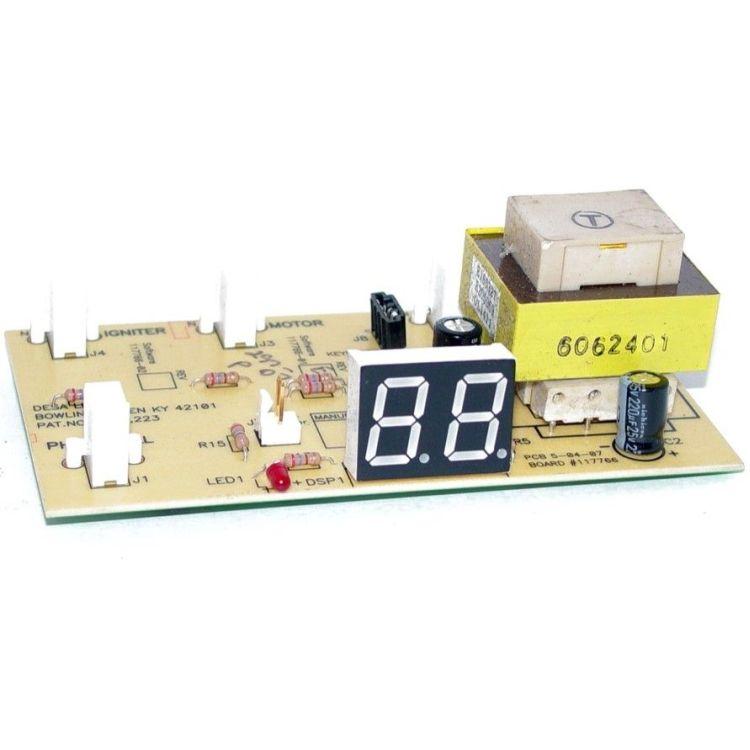 Reddy Heater Master Ta Series 117766 01 Microprocessor