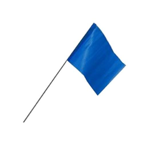 Keson Blue Marking Flags Water Lines (100 per Bundle) 21