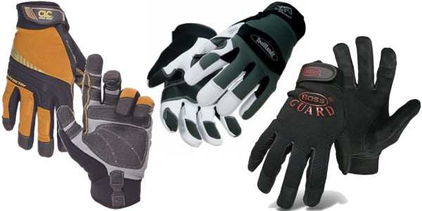 Boss Lined PVC Coated Gloves 2988